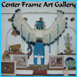 Center Frame Art Gallery