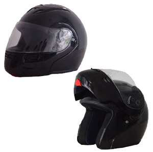 Custom Airbrushed DOT Approved Modular Motorcycle Helmets